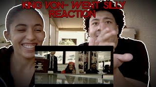 King Von - Went Silly (Official Music Video) [REACTION]