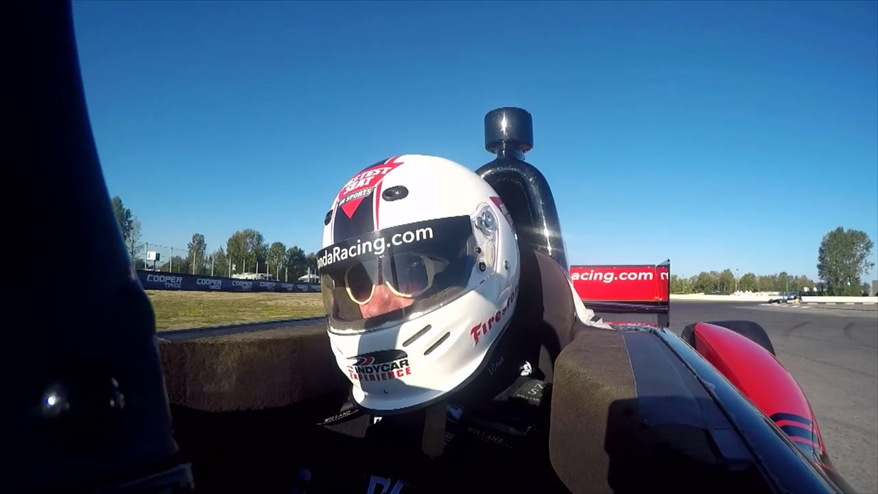 The Indy Racing Experience Two-Seater IndyCar Is Sports' Greatest