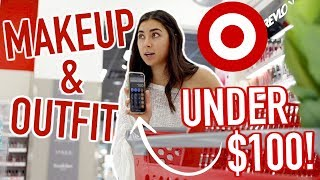 Trying To Buy an ENTIRE Look for Under $100 at Target Challenge