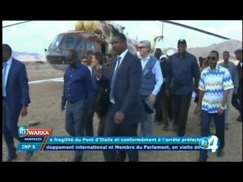 Télé Djibouti Chaine Youtube : JT Somali du 16/12/2017