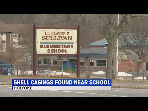 Investigation continues after shell casings found near Holyoke elementary school