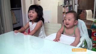 Video Yerin, Yeseo Laughing at Mom (엄마 보고 웃는 예린, 예서) download MP3, 3GP, MP4, WEBM, AVI, FLV Januari 2018