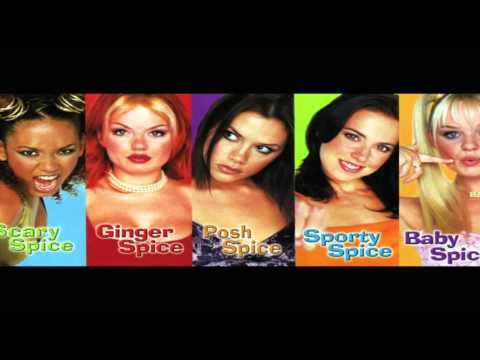 Spice Girls Megamix 2016