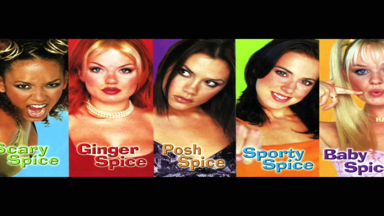 Spice girls who do you think you are xxx version - 3 9
