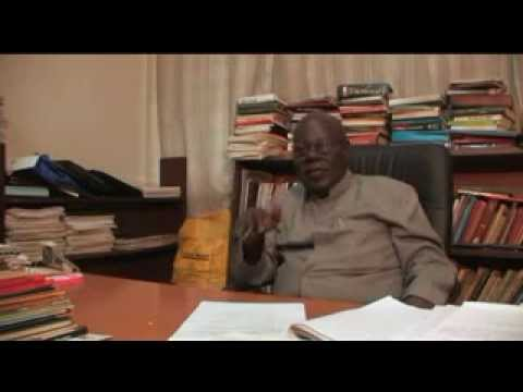 Prof Hastings Okoth-Ogendo on traditional lands and land registration in Kenya