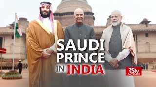 In Depth - Saudi Prince in India