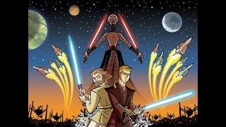 Star Wars Расширенная Вселенная - Clone Wars (2003)