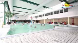 Zwembad De Waterdam te Volendam - Subtropisch Bad met Glijbaan