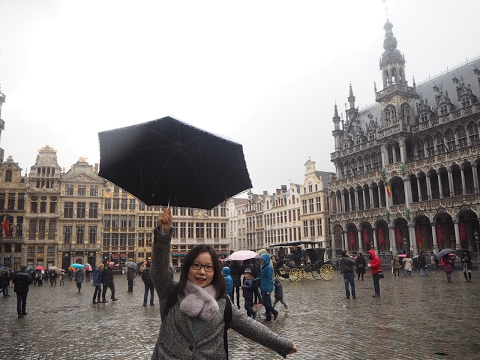 [Annie's Journey] Hello, Brussels!