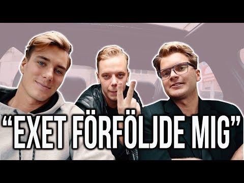 MITT EX SPIONERADE PÅ MIG!!
