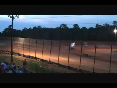 3rd Heat Race, Champion Park Speedway, Minden La, 18 June 2011