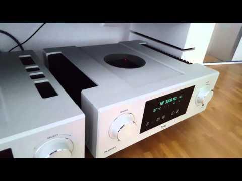 B&W 803 + T+A PA3000 HV + MP3000 +velodyne dd 18 p