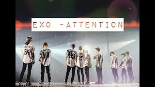 Video exo - attention [fmv] download MP3, 3GP, MP4, WEBM, AVI, FLV April 2018