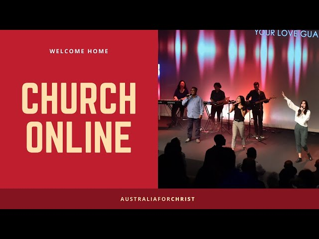 A MESSAGE ABOUT THE FUTURE - SUNDAY 3RD JAN - CHURCH ONLINE