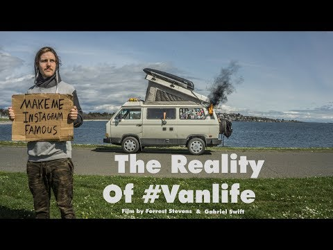 The Reality of #VanLife - Full Documentary Movie - 2018