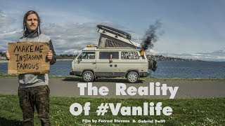 The Reality of #VanLife - Full Documentary Comedy Movie - 2018
