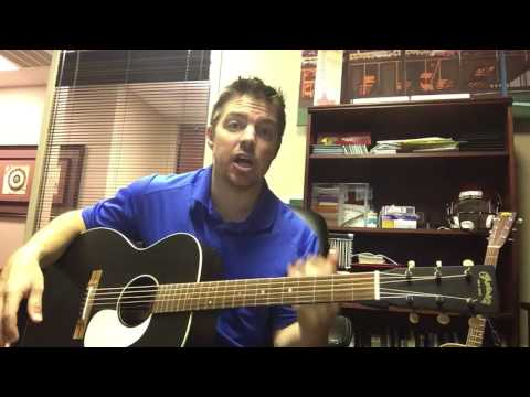 No Such Thing As A Broken Heart | Old Dominion | Beginner Guitar Lesson