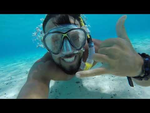 French Polynesia - Huahine Lagoon HD drone&gopro