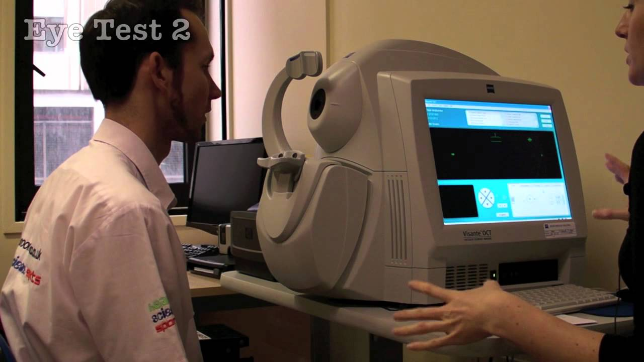 6b75b9e1cc7 Eye Tests   Scans Carried out by an Ophthalmic Scientist - YouTube