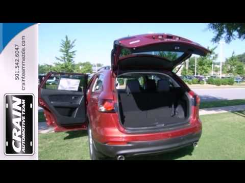 2013 mazda cx 9 little rock ar bryant ar 3mz6500 sold. Black Bedroom Furniture Sets. Home Design Ideas