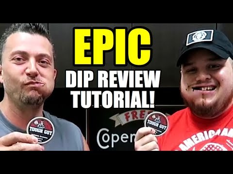 EPIC Dip Review Tutorial with MUDJUG1
