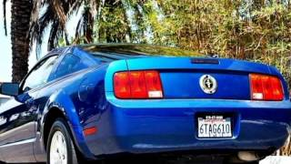 2009 Ford Mustang (National City, California)