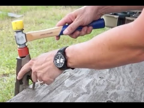 Sig P320 hammer test with Glock, HK, Ruger, Kimber...