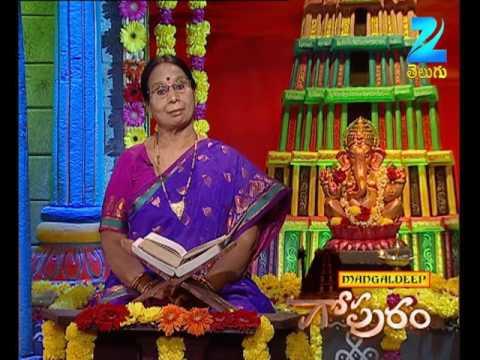 Gopuram - Episode 1616 - September 13, 2016 - Best Scene