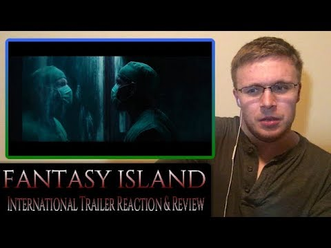 Fantasy Island International Trailer – Reaction & Review