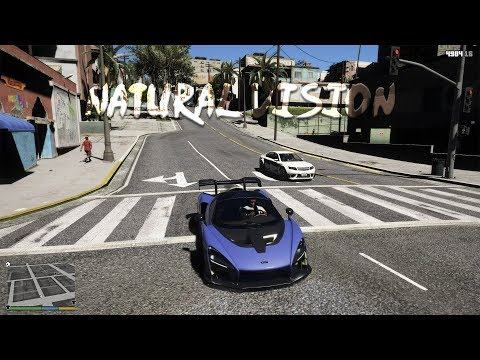How To Install Natural Vision GTA 5 Final Release  (NEW 2019)