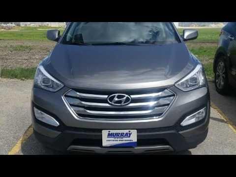 2013 Hyundai Santa Fe Sport PREMIUM in Winnipeg, MB R3T 5V7