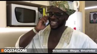 comedy video CrazeClown ft Tegaa x MushinBoi - Fastest And On Time Delivery Service