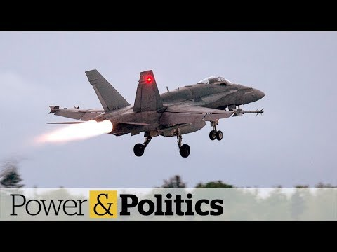 Liberal's fighter jet plan trashed by auditor general | Power & Politics