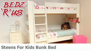 Steens For Kids Bunk Bed - Bedzrus