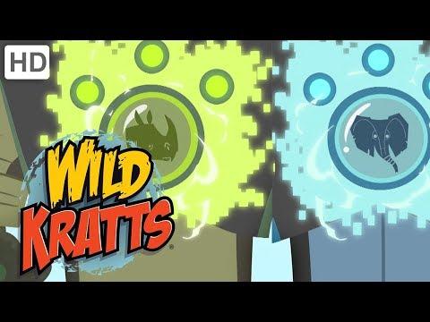 Wild Kratts 🐘 Explore Africa! Part 12  Kids Videos