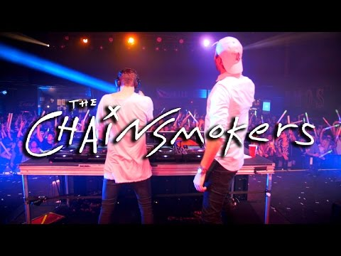 """The Chainsmokers: Making Of  """"Roses"""" 