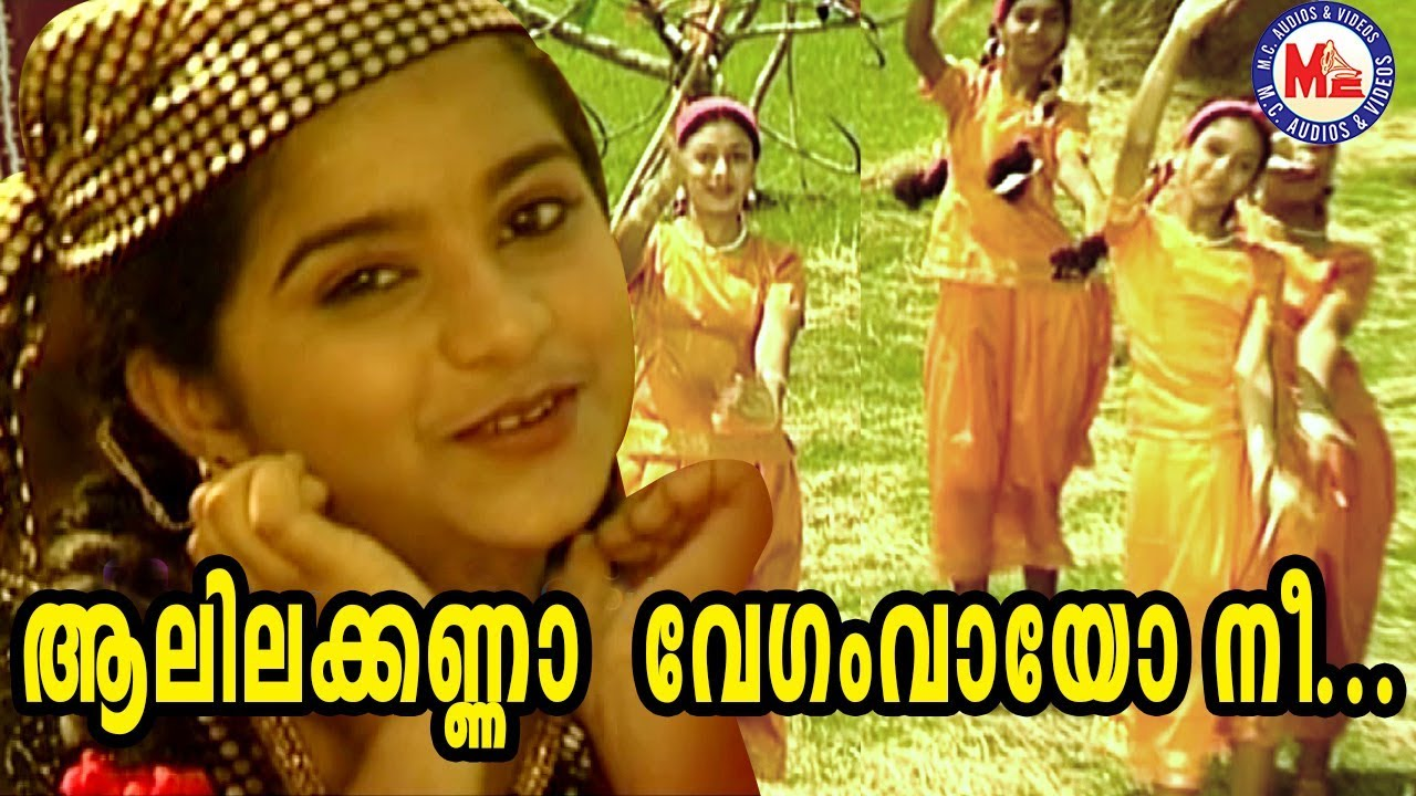 Download ആലിലക്കണ്ണാ   Aalila Kanna Vegam Vayo   Chirithooki Kalliyaadi Vava Kanna   Sree Krishna Songs