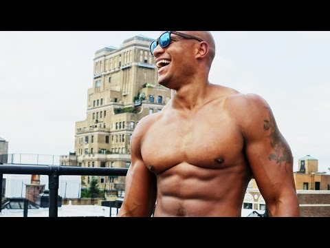 """Day In The Life Vlog"" (Workout, Intermittent Fasting, MOVIE, Freestyle Friday) Brandon Carter"