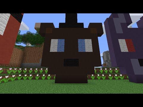 My fnaf pixel art youtube