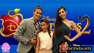 LOS DESCENDIENTES 2/SOFIA CARSON Y BOOBOO STEWART/LA DIVERSION DE MARTINA/DISNEY