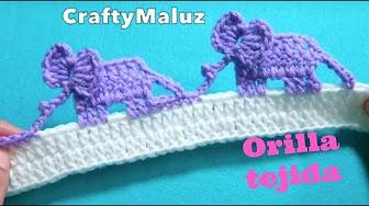 f7b7d8a47 Puntillas a crochet - YouTube