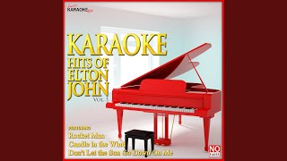 Rocket Man (I Think It's Going To Be a Long, Long Time) (In the Style of Elton John) (Karaoke...