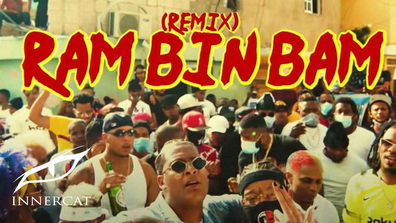 RAN BIM BAM REMIX - QUIMICO ULTRA MEGA ❌ ROCHY RD ❌ YOMEL EL MELOSO ❌ BRYANT GRETY ❌ TIEF EL BELLACO