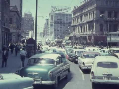 Athens - In the streets in  June 1962.mp4