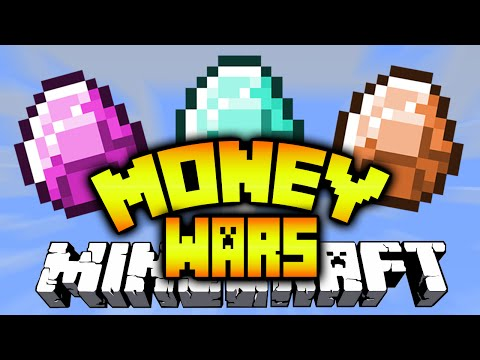 Minecraft MONEY WARS #12