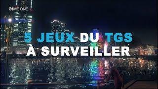 #TEAMG1 Story - 5 jeux du TGS à surveiller