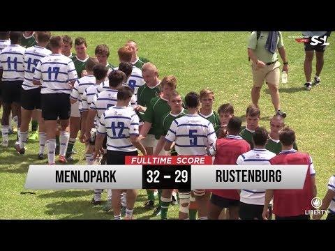 HIGHLIGHTS: Menlopark 1st XV vs Rustenburg 1st XV, 10 March 2018