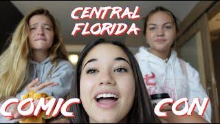 Central Florida Comic Con Vlog