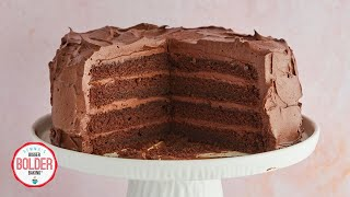 How I've Made My Best-Ever Chocolate Cake EVEN BETTER!