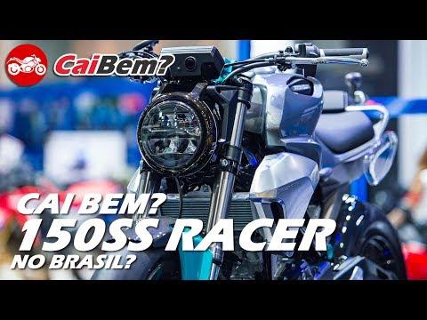 CAI BEM? HONDA 150SS RACER CAIRIA BEM NO BRASIL? - Motorede